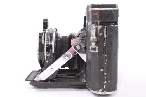 Zeiss-Ikon-Super-Ikonta-532-16-120-Film-Folding-Rangefinder-Camera