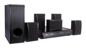 Home Theater System – RCA RTD396 – DVD