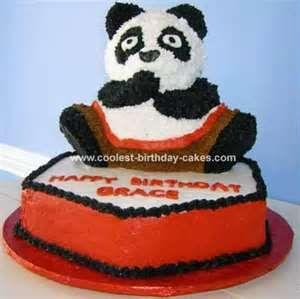 Panda Bear Cake 6