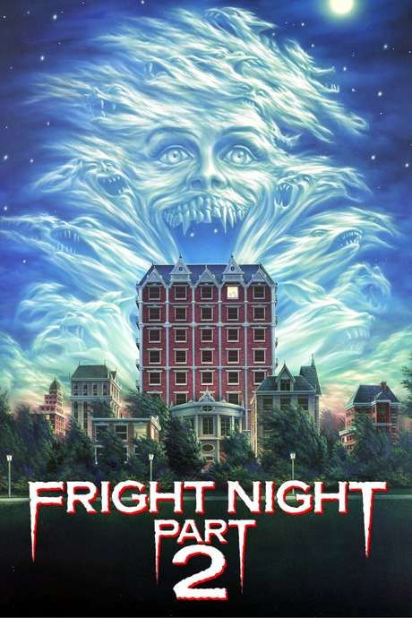 Fright Night Part 2 1988 With Images Fright Night Full