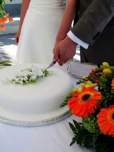 bolo mais simples