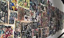 Emilio Vedova disegni in mostra a Venezia al Magazzino del Sale dal 29 maggio al 1 novembre 2016