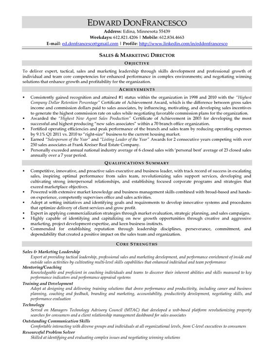Resume Example Core Competencies Examples For Resume Core ...