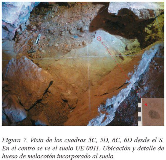 Cueva del Buho Ibdes  Figura7