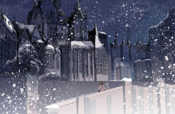 雪国妄想 [1]