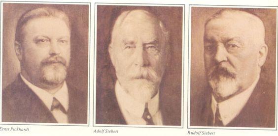 Gründer Pickhardt & Siebert , Gummersbach