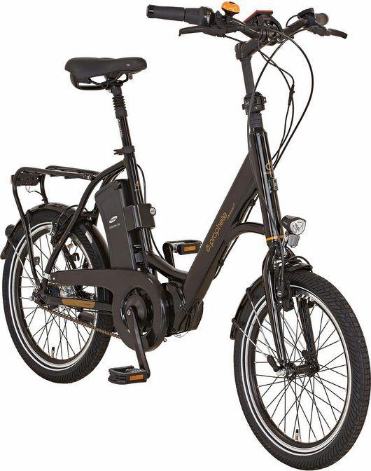 Prophete Kompakt E Bike Mittelmotor 36v 250w 20 Zoll 7 Gang Shimano Nexus Navigator Caravan E E Bike City E Bike Caravan