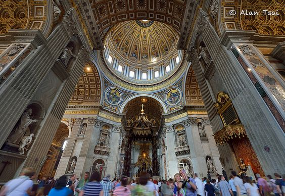 Basilica Papale di San Pietro, Vatican City | Flickr - Photo Sharing!