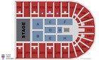 #Ticket  2 tix JEFF DUNHAM  Great 3rd Row Lower Level Aisle  NRG ARENA HOUSTON TX 12/1 #Canada