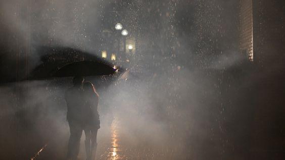 More than words. Photograph Rain/Love/Life by John Counter