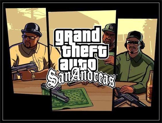Apkgamespro.blogspot: Grand Theft Auto GTA San Andreas Apk MOD plus DATA...
