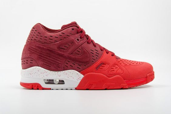 Nike Air Trainer 3 LE Maroon/university red