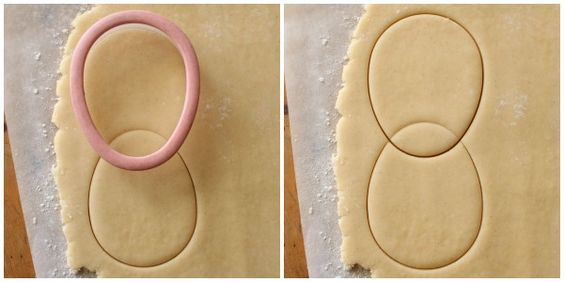 Make Owl Cookies if you Don't Have an Owl Cookie Cutter. Cute design too