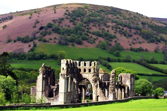 16 hidden gems in Wales you may never have heard of - Llanthony Priory: Overlooked by the guidebooks in favour of Tintern Abbey to the south, Llanthony Priory is set far up into the hills of the Black Mountains and as remote and beautiful as it gets. Giraldus Cambrensis described it in the 12th century.
