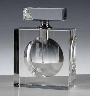 Art Deco Perfume Bottle  #BookofLostFragrances #Suspense #Novel