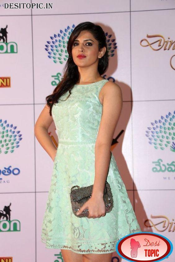 Hot Actress Deeksha Seth at Memu Saitham Dine with Stars Check more at http://desitopic.in/celebrities/tollywood/hot-actress-deeksha-seth-at-memu-saitham-dine-with-stars/