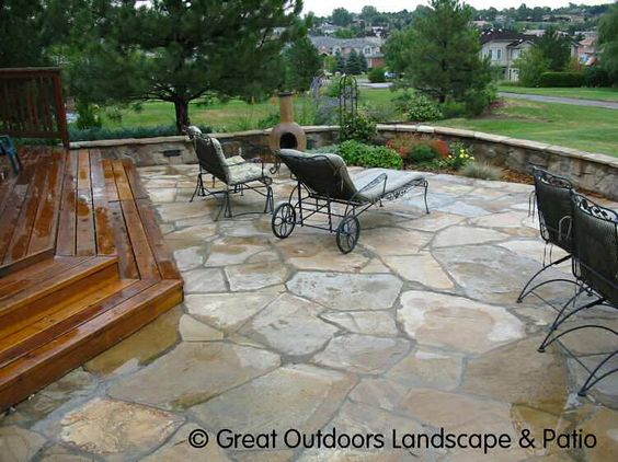 patio stone patio designs stones pathways stone patios patio flagstone