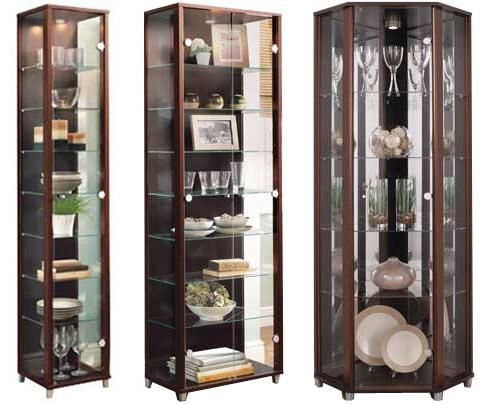 Home Wenge Glass Display Cabinet Single Double Corner Display Cabinet Display Cabinets Uk Glass Cabinets Display Corner Display Cabinet Display Cabinet