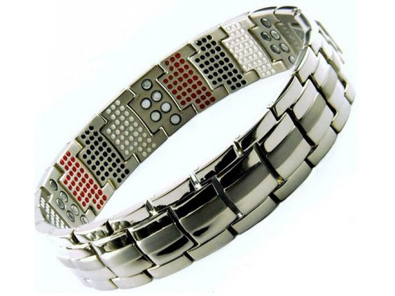 Rhenen 4 in 1 Titan SUPER POWER Magnet-Armband online bestellen bei magnetarmbander.de