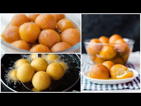 Suji Gulab Jamun Semolina Gulab Jamun Recipe Promotional Video No 6 Youtube Jamun Recipe Recipes Recipe Today