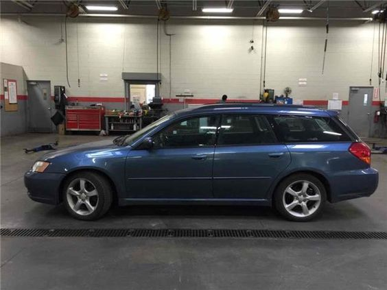 2006 Subaru Legacy 2.5i AWD | used cars & trucks | City of Toronto | Kijiji
