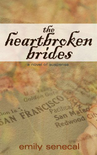 11/15/13 4.6 out of 5 stars The Heartbroken Brides (Sliding Sideways Mystery #4) by Emily Senecal, http://www.amazon.com/dp/B009K6KJYM/ref=cm_sw_r_pi_dp_rzVHsb0RAEXC2