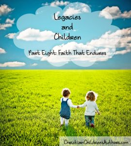 Legacies and Children: Faith That Endures. Every family's legacy is shaped by how fully we live the bright moments and how we respond to the gray ones. Today, we're looking at how Laura Ingalls responded to one of those very gray times.