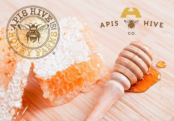 Apis Hive Co. by Helius Creative