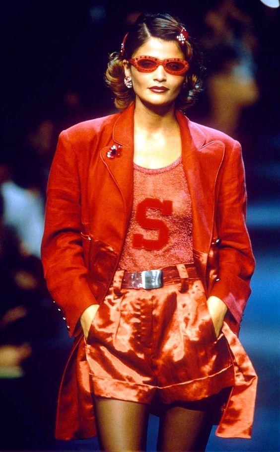 Sonia Rykiel Spring/Summer 1995