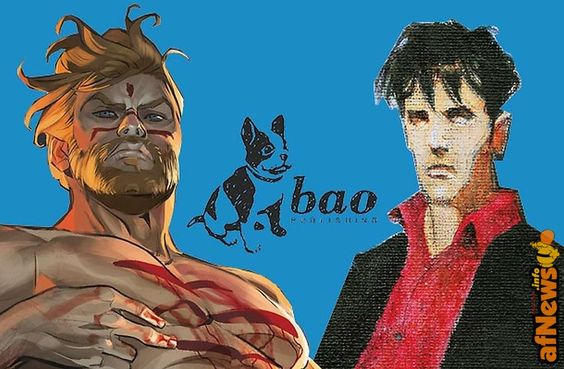 Ringo e Dylan: i nuovi volumi BAO - http://www.afnews.info/wordpress/2016/02/02/ringo-e-dylan-i-nuovi-volumi-bao/
