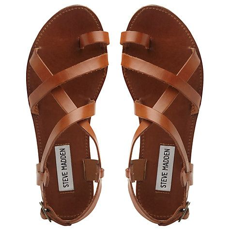 Buy Steve Madden Agathist Sandals Online at johnlewis.com