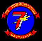 7th Communication Battalion (7th Comm), Marine Corps Base Hansen Okinawa.