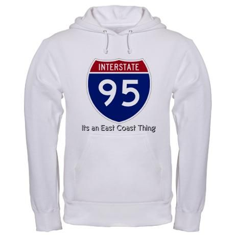 Just off Interstate 95...