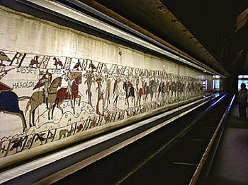 The Ultimate Embroidery - The Bayeux Tapestry is an embroidered cloth—not an…
