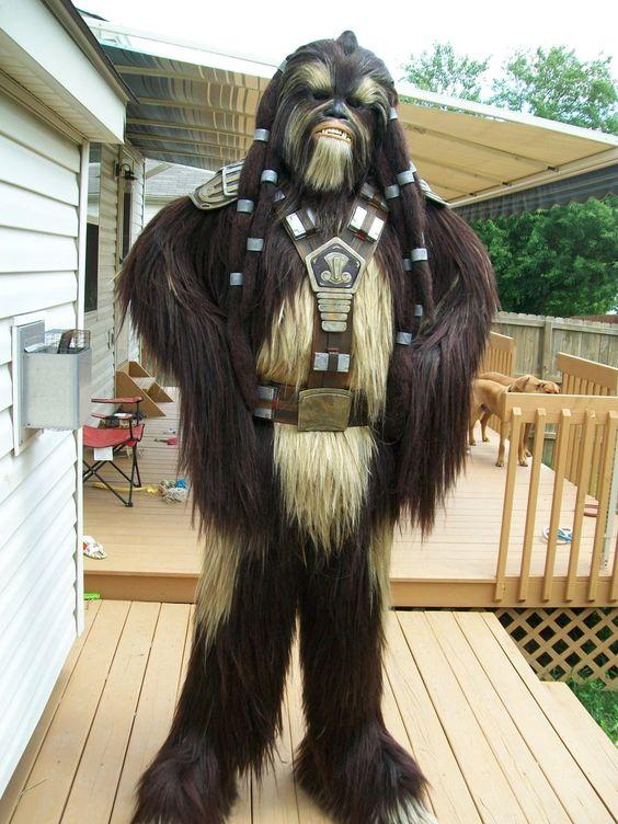 Star Wars Wookie; Tarfful by ~Zaxmon