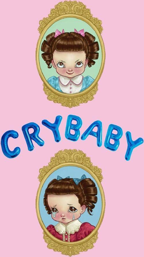Cry baby Melanie Martinez Iphone Lockscreen Wallpapers