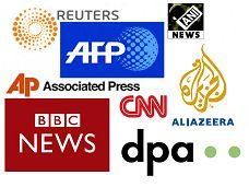 خبرگزاریهای خارجی
