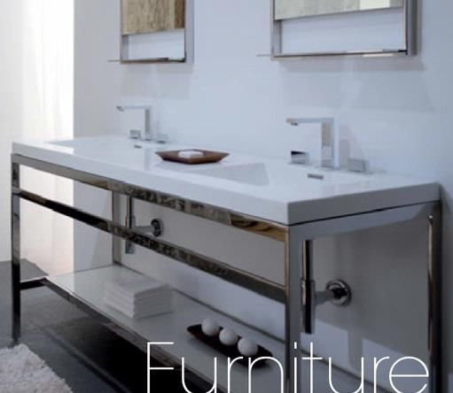 Stainless Steel Console Table 60 C60 From Wetstyle Bathroom Vanity Bathroom Console Double Vanity Bathroom