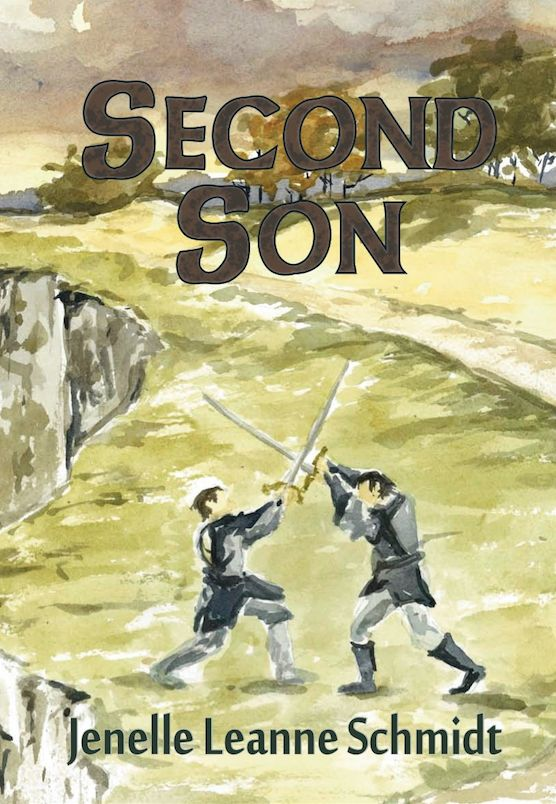 Second Son by Jenelle Leanne Schmidt: