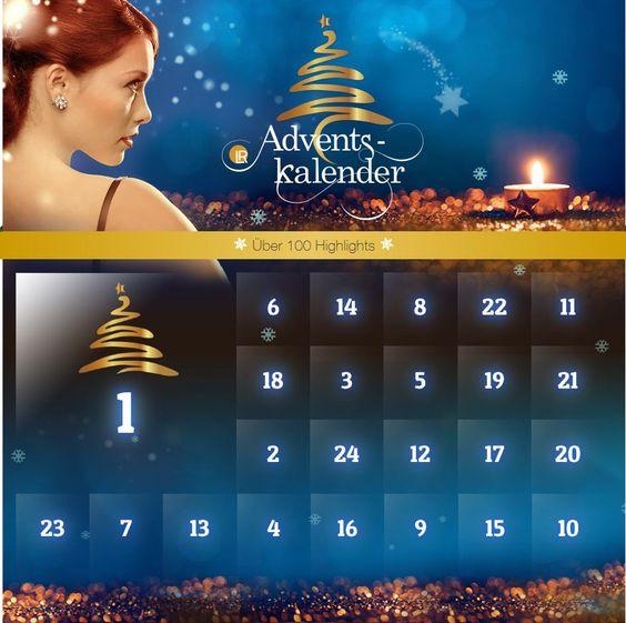 Weihnachtskalender mit über 100 Highlights. Jeden Tag neue Highlights entdecken.  http://www.wellnessvertrieb.info/shop?k=stat&X-Mas-kalender