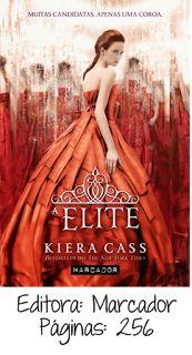 Contos de Fadas:  Opinião | A Elite de Kiera Cass