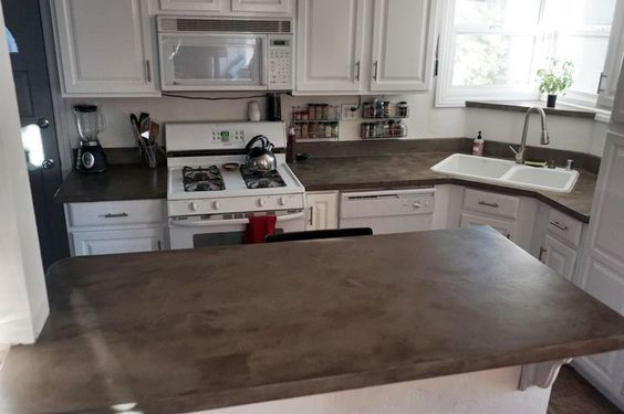 The Best Sealer For Concrete Countertops Concrete Countertops
