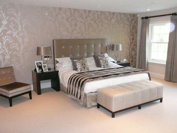 Bedroom Wallpaper Ideas: 7 Tips To Get Started - Furniture In Fashion Blog | Furniture In Fashion Blog