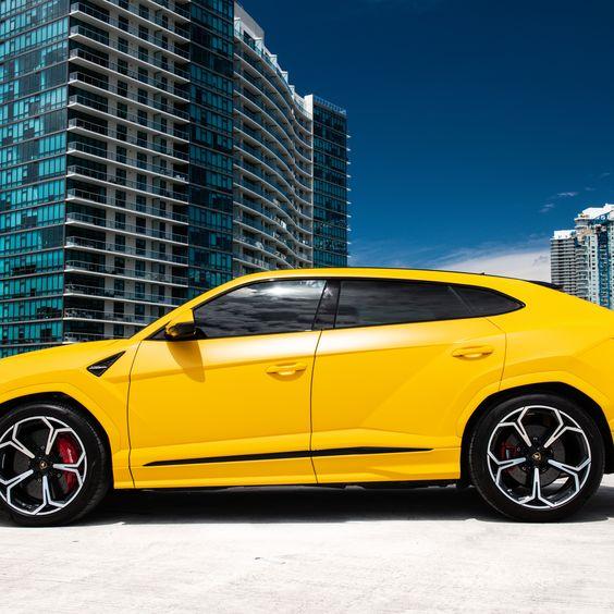 Lamborghini Urus Rental Miami Paramount Luxury Rentals Luxury Rentals Super Cars Lamborghini