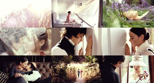 Bright Star - So many beautiful scenes in this film I was to the point where I wanted to take pictures of the TV screen.