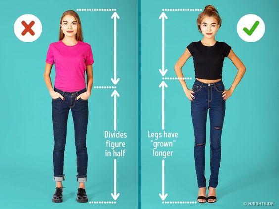 دختران قد کوتاه چی بپوشند