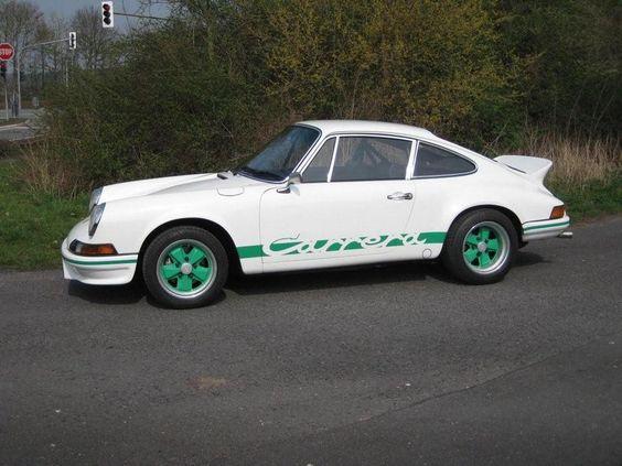 Porsche 911 - RS 2,7 Leichtbau