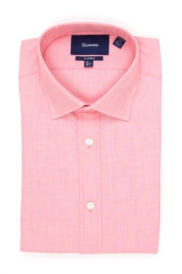 Faconnable Cotton Oxford Dress Shirt by Non Specific on @HauteLook
