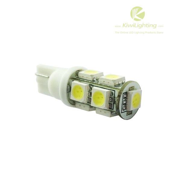T10 Wedge 194 Car LED Lights - Kiwi Lighting - T10 Wedge 194 Car LED Lights, 5/9/13pcs 5050 SMD LEDs, 25pcs 3528 SMD LEDs, white/red/blue, DC 12v~14v, 70lm~182lm      + $5.00