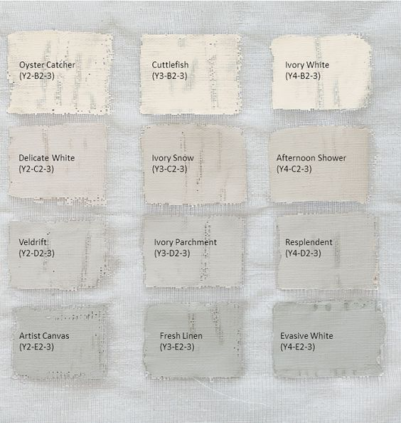 Plascon Paint Neautrals Palette, Image Source Plascon Spaces Magazine
